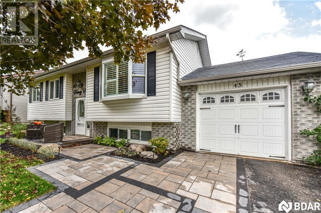 Real Estate Listing   45 DANCY Drive Orillia