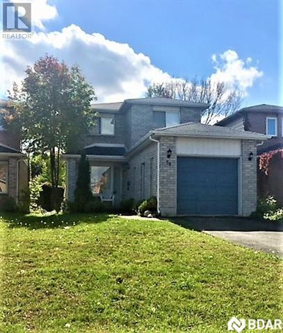 Real Estate Listing   58 RADENHURST Crescent Barrie