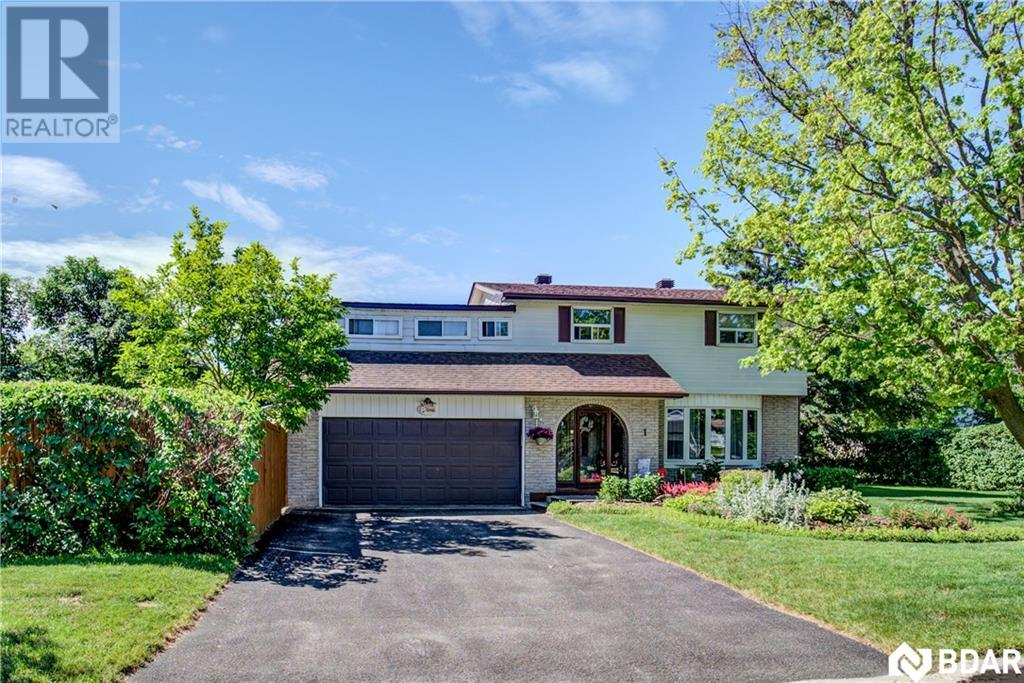 Real Estate Listing   1 FITZROY Terrace Barrie